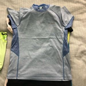 Columbia tee for running